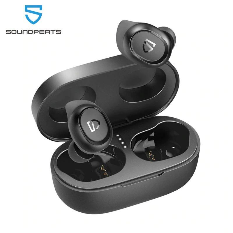 Audífonos Bluetooth 5.0 SoundPEATS TrueFree 2