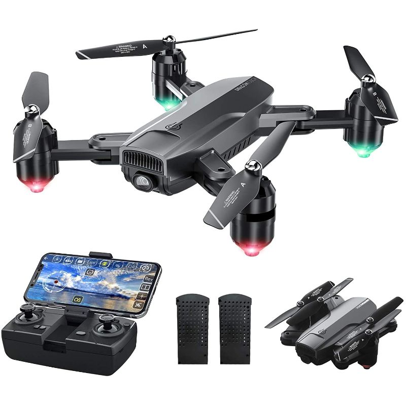 Drone HD 1080P WiFi FPV Dragon Touch DF01