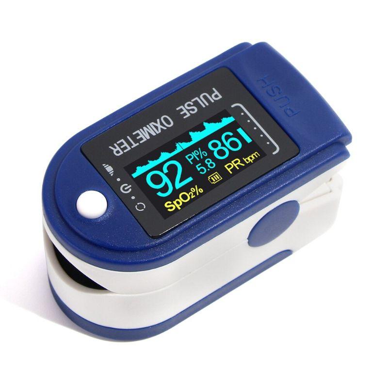 Oxímetro de pulso digital RZ 50D