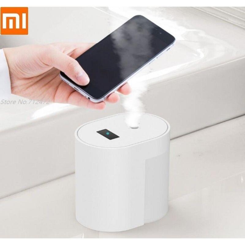 Pulverizador de alcohol automático infrarrojo desinfectante sin contacto Xiaomi