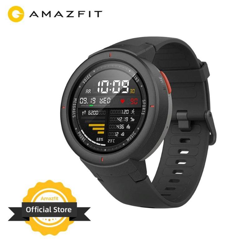 Reloj inteligente GPS+GLONASS Amazfit Verge Lite